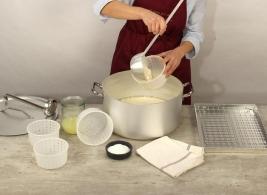 Guide du fromage la fabrication du fromage les grands principes de fabrication du fromage - Comment faire du fromage blanc ...