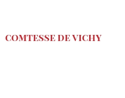 Cheeses of the world - Comtesse de Vichy