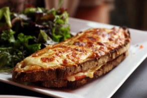 Recipe Croque-Monsieur au Gruyère