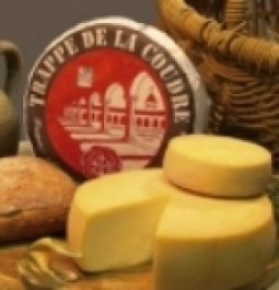 Cheeses of the world - Abbaye de la Coudre
